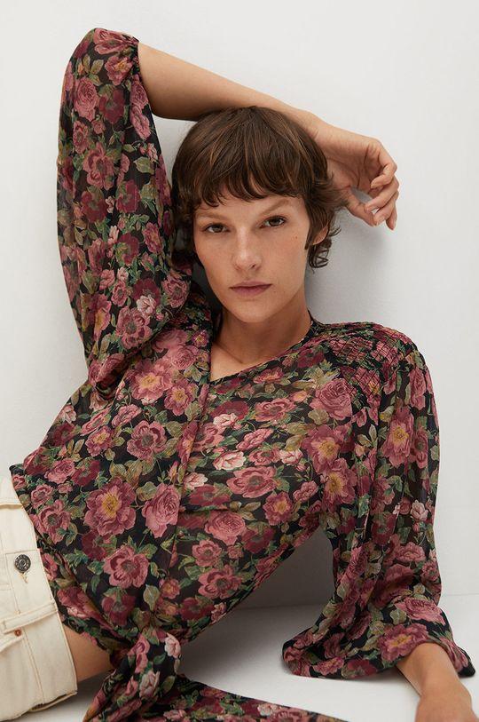 różowy Mango - Bluzka ALEXA Damski