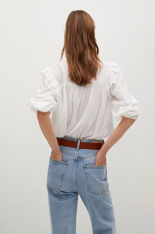 Mango - Bavlněné tričko Julieta-I  100% Bavlna