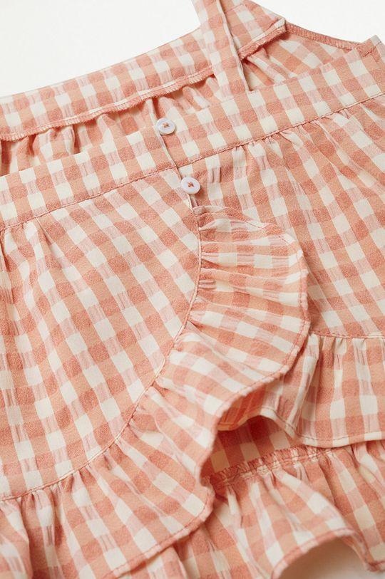 Mango Kids - Bluzka dziecięca Julia 110-164 cm Dziewczęcy