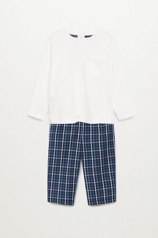 bleumarin Mango Kids - Pijama copii LUISB De băieți