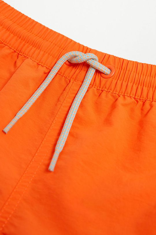 Mango Kids - Plavkové šortky Luisb 86-104 cm oranžová