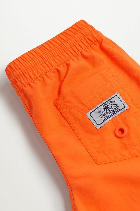 Mango Kids - Plavkové šortky Luisb 86-104 cm  Podšívka: 100% Polyester Základná látka: 100% Polyamid