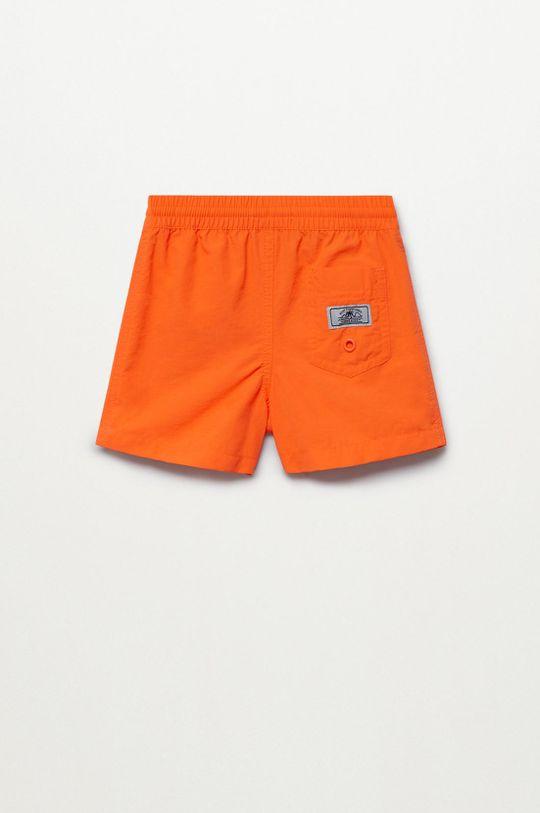 oranžová Mango Kids - Plavkové šortky Luisb 86-104 cm