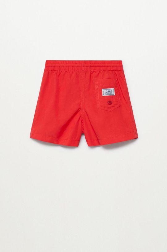 červená Mango Kids - Plavkové šortky Luisb 86-104 cm