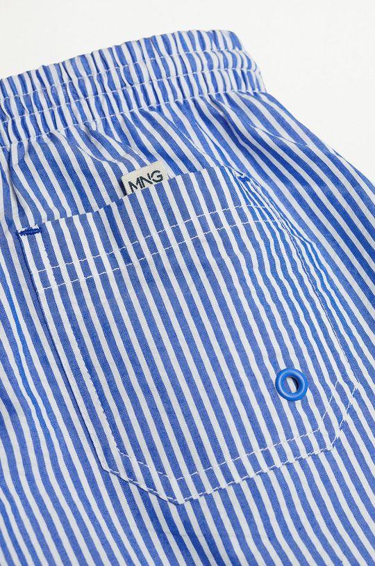 modrá Mango Kids - Detské plavkové šortky Quique 116-164 cm