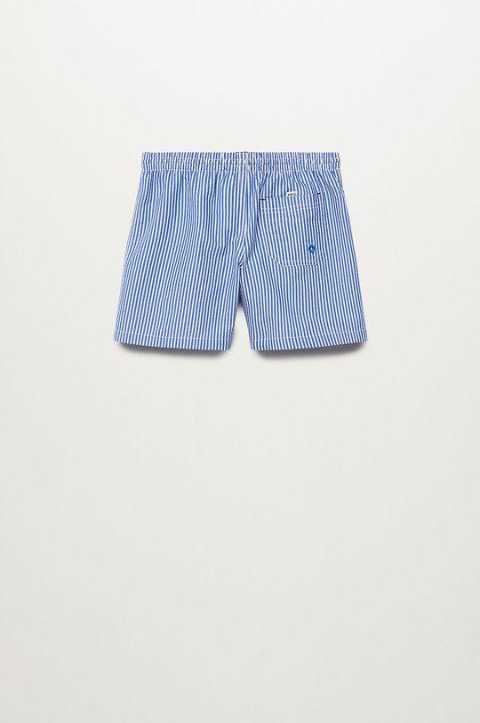 Mango Kids - Detské plavkové šortky Quique 116-164 cm Chlapčenský