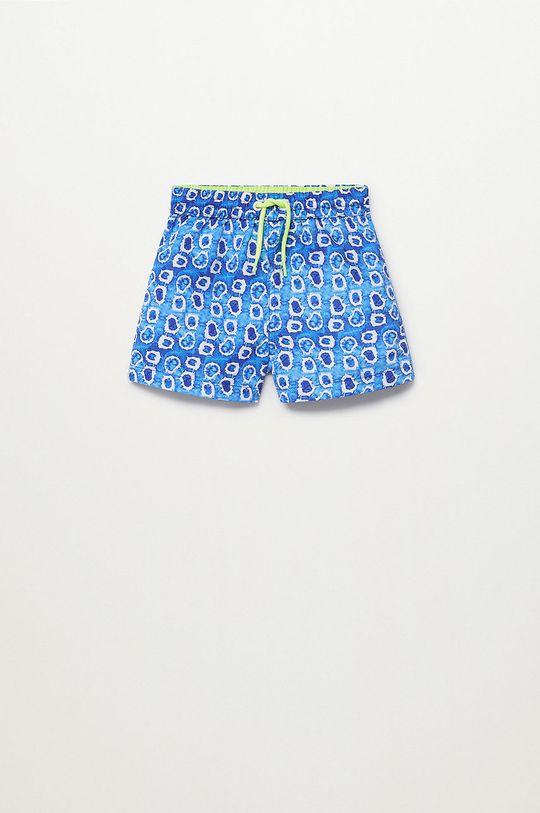 niebieski Mango Kids - Szorty kąpielowe dziecięce Gotab 86-104 cm Chłopięcy