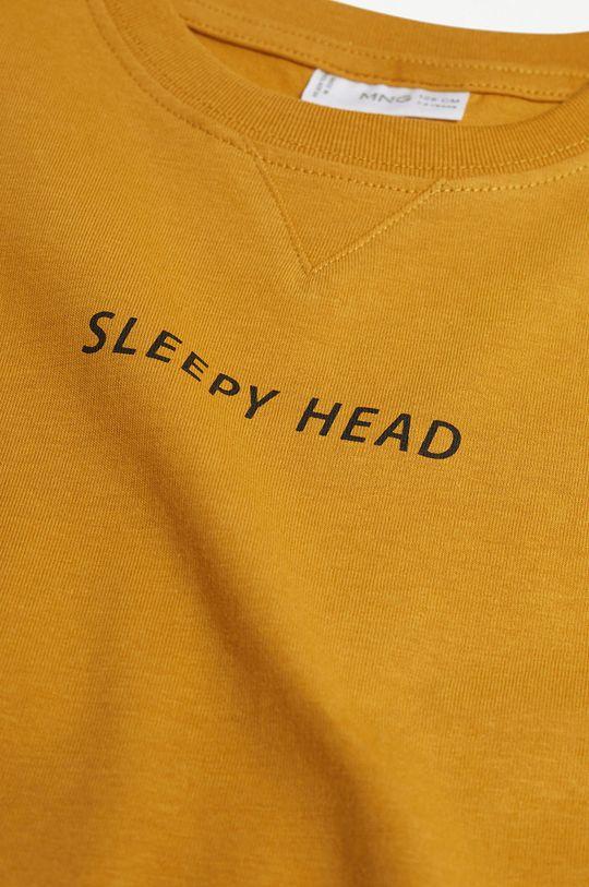 Mango Kids - Piżama dziecięca Sleepy-I 116-164 cm 100 % Bawełna organiczna