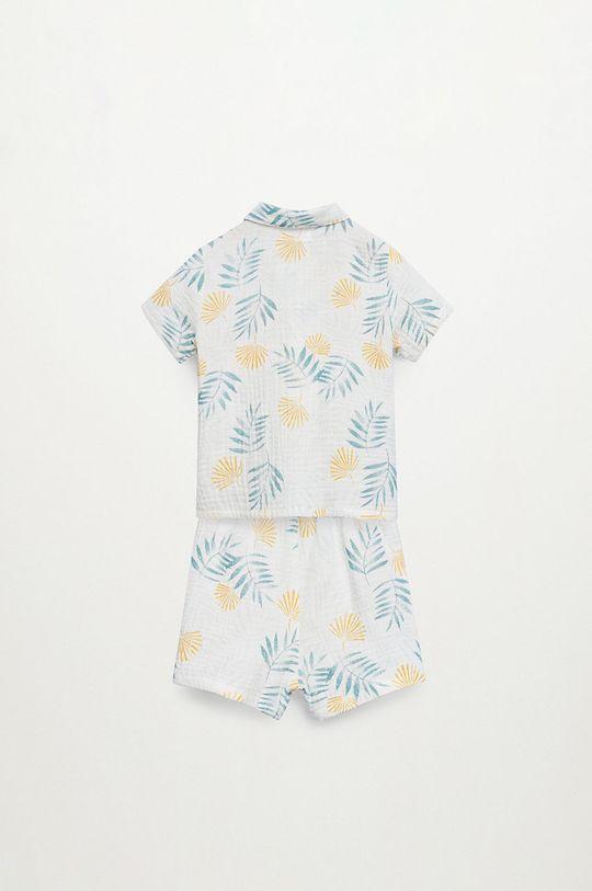Mango Kids - Detské pyžamo Conzi 86-116 cm  100% Organická bavlna
