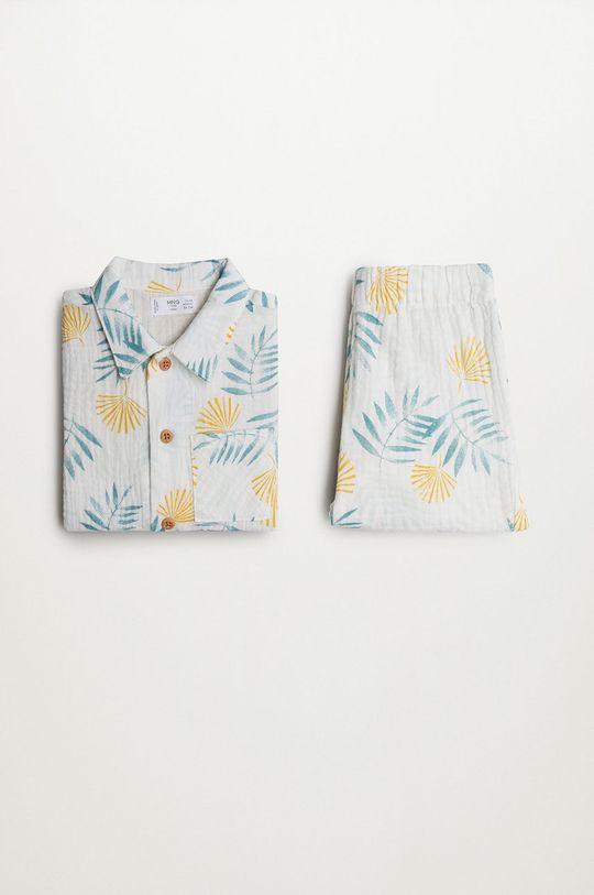 Mango Kids - Detské pyžamo Conzi 86-116 cm Chlapčenský
