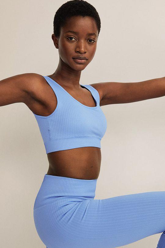 niebieski Mango - Biustonosz sportowy APOLO