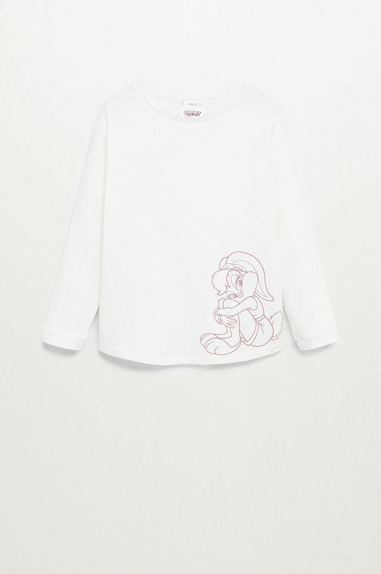 Mango Kids - Detské pyžamo BUNNY  1. látka: 100% Organická bavlna 2. látka: 100% Organická bavlna