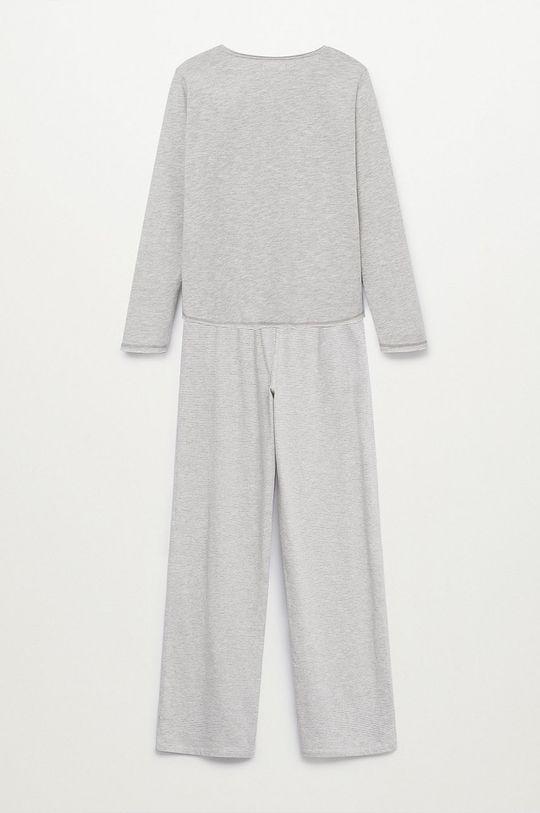 Mango Kids - Dětské pyžamo VERONA šedá