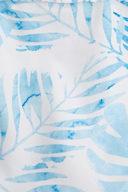 Mango Kids - Slip de baie copii PALM albastru pal