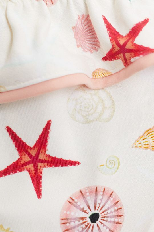 Mango Kids - Detské plavkové nohavičky MAREAB svetlobéžová