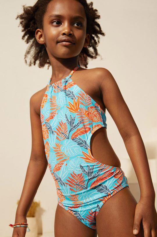 pomarańczowy Mango Kids - Strój kąpielowy dziecięcy TROPIC Dziewczęcy