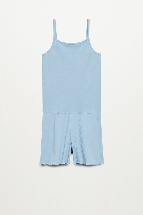 Mango Kids - Detské pyžamo Mayi  57% Bavlna, 5% Elastan, 38% Polyester