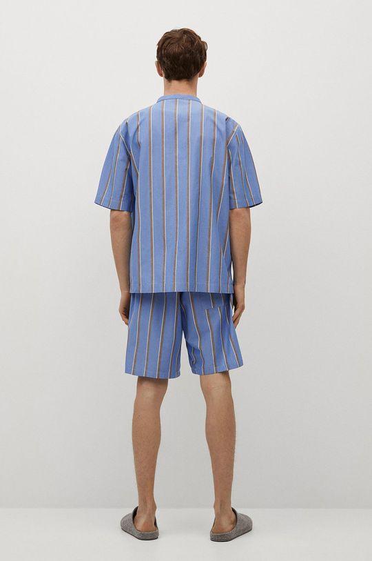 Mango Man - Koszula piżamowa AEGEAN-I 100 % Bawełna