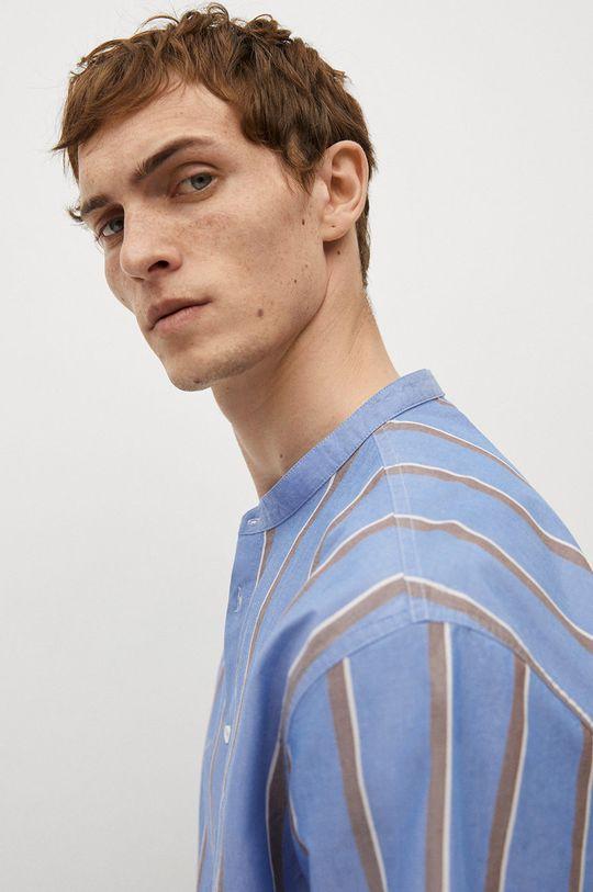 Mango Man - Koszula piżamowa AEGEAN-I Męski