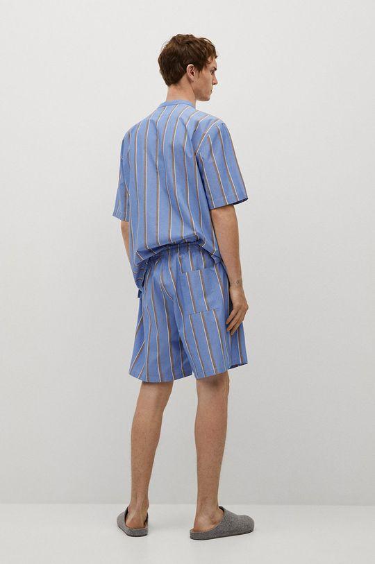 Mango Man - Szorty piżamowe AEGEAN-I 100 % Bawełna
