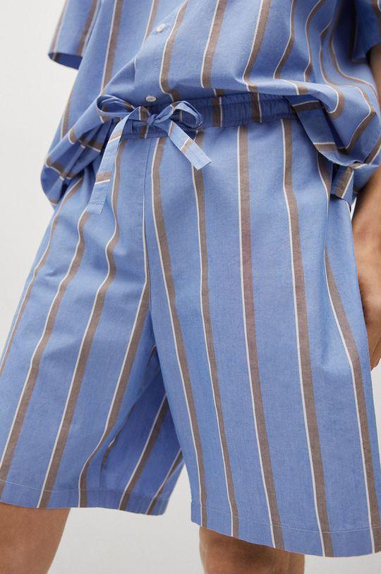 niebieski Mango Man - Szorty piżamowe AEGEAN-I