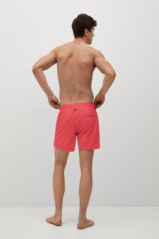 červená Mango Man - Plavkové šortky LISO