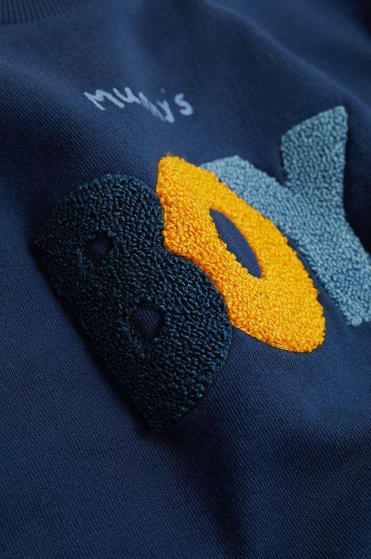 Mango Kids - Detská mikina JON  100% Organická bavlna