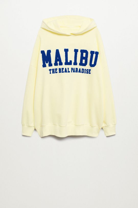 Mango Kids - Bluza dziecięca MALIBU Dziewczęcy