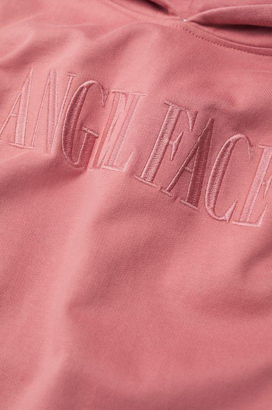 różowy Mango Kids - Bluza dziecięca ANGEL