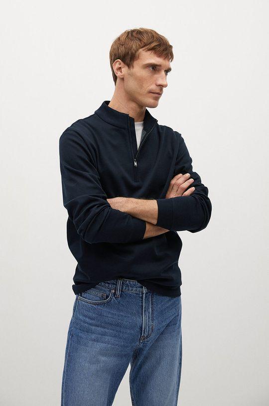 bleumarin Mango Man - Bluza DENVER De bărbați