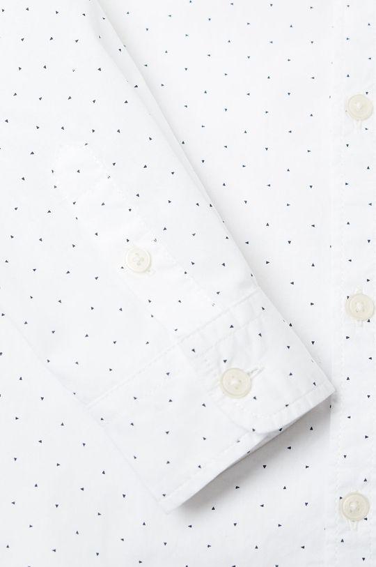 Mango Kids - Koszula dziecięca DAMIAN8 biały