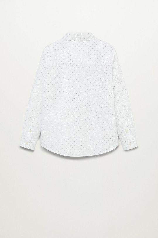 Mango Kids - Koszula dziecięca DAMIAN8 100 % Bawełna