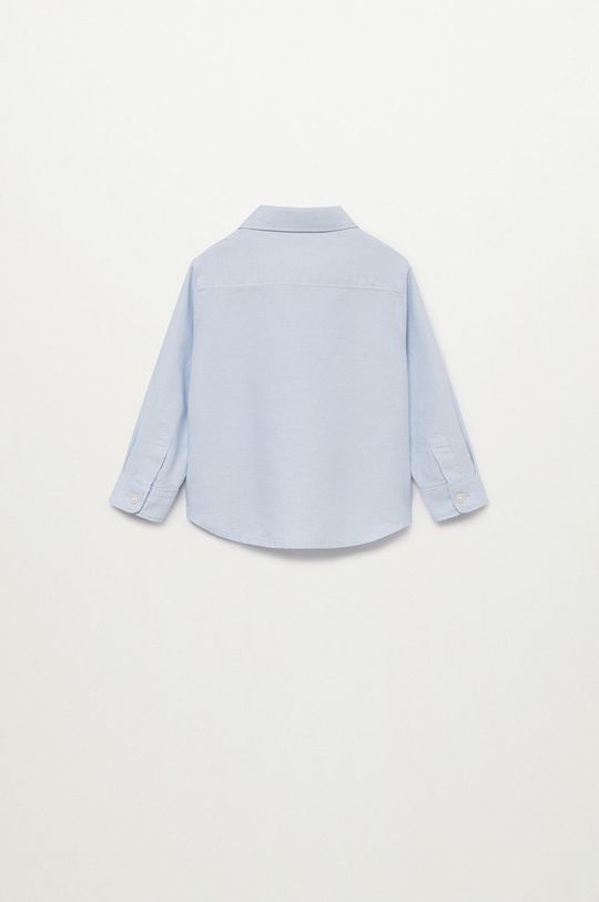 blady niebieski Mango Kids - Koszula dziecięca OXFORD