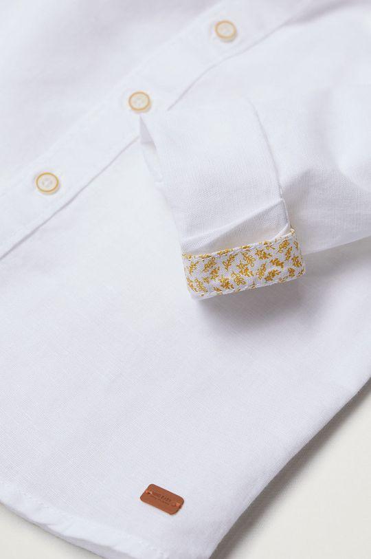 Mango Kids - Detská košeľa ABETO biela