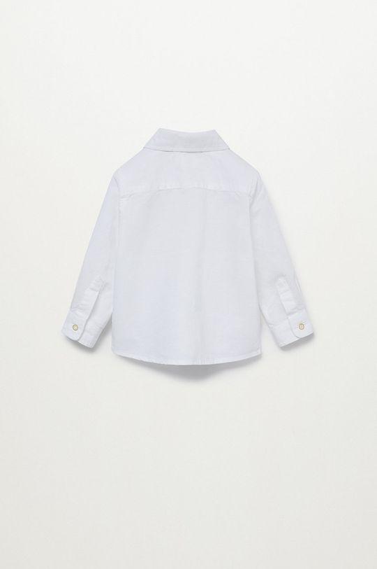 biela Mango Kids - Detská košeľa ABETO