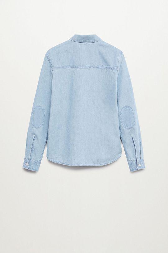 Mango Kids - Koszula bawełniana dziecięca Daniel 110-164 cm