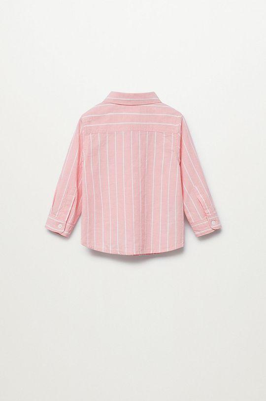 różowy Mango Kids - Koszula dziecięca LUKA