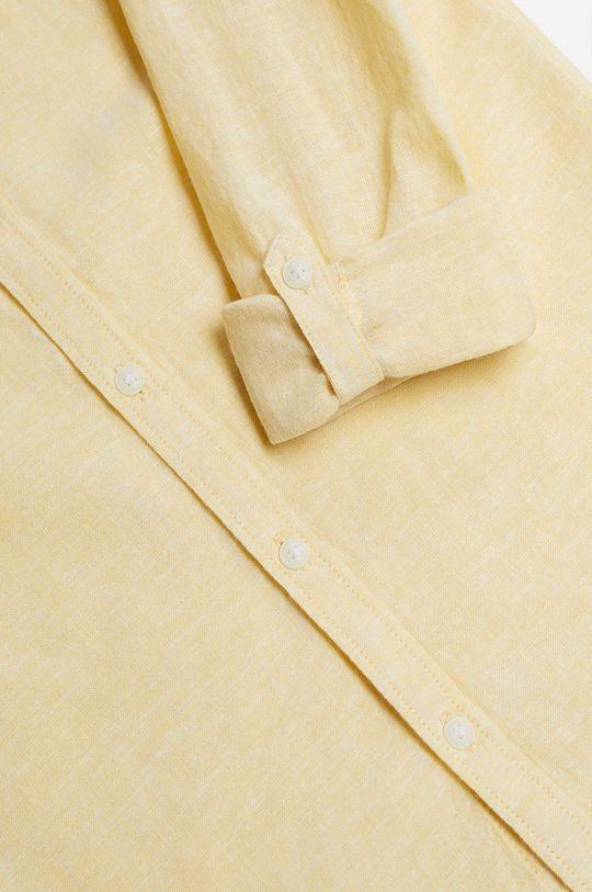 Mango Kids - Koszula dziecięca Albert 110-164 cm