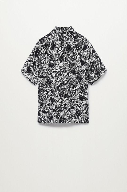 Mango Kids - Detská košeľa Palmon 110-164 cm