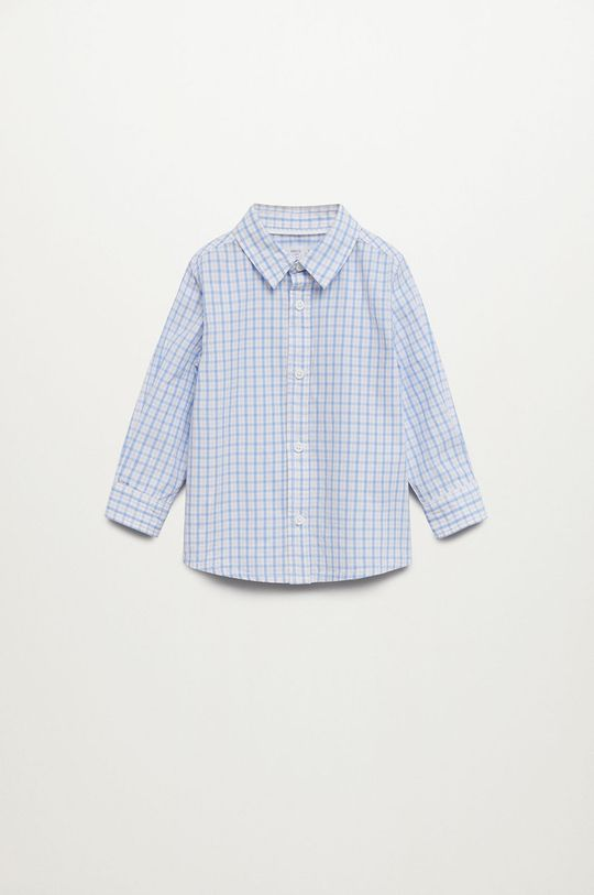 Mango Kids - Koszula bawełniana dziecięca Cedricb 80-104 cm