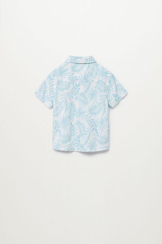 Mango Kids - Detská košeľa Islab 80-104 cm