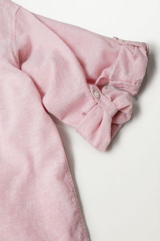 różowy Mango Kids - Koszula dziecięca Alberto-I 110-164 cm