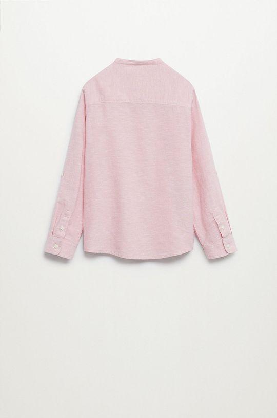 Mango Kids - Koszula dziecięca Alberto-I 110-164 cm