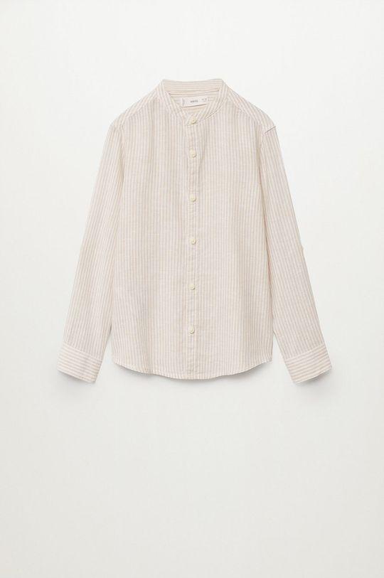 Mango Kids - Koszula dziecięca Form 110-164 cm Chłopięcy
