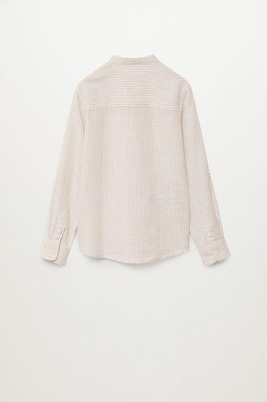 Mango Kids - Koszula dziecięca Form 110-164 cm