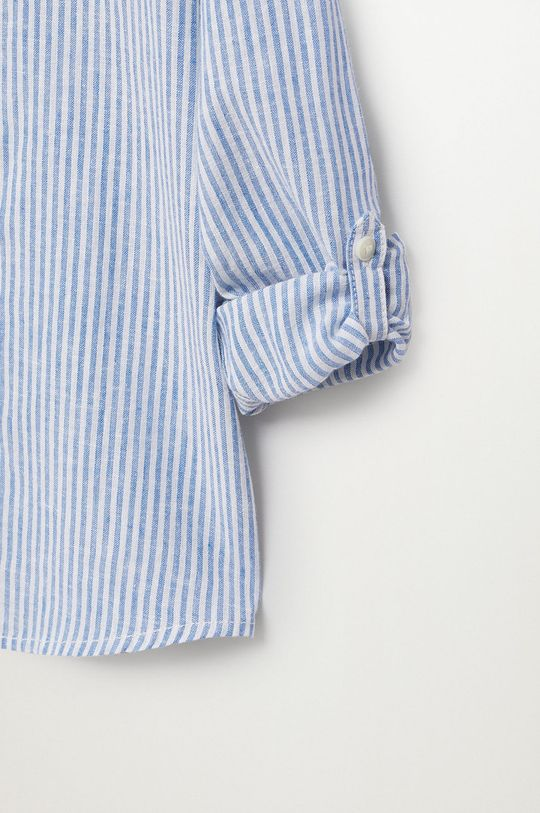 Mango Kids - Detská košeľa Form 110-164 cm Chlapčenský
