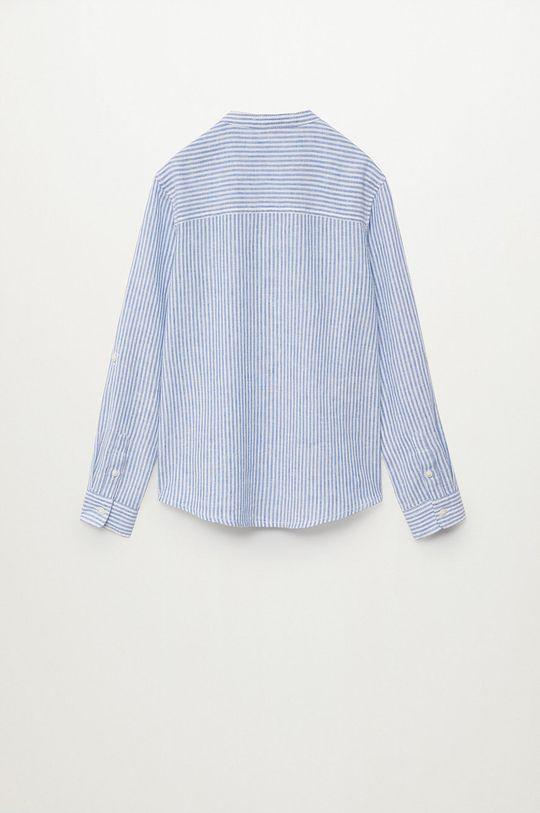 Mango Kids - Detská košeľa Form 110-164 cm