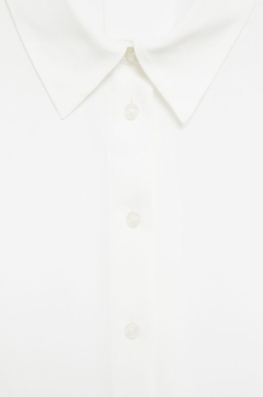 Mango - Koszula BASIC biały