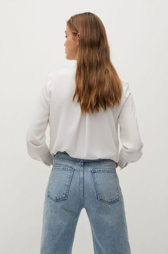biały Mango - Koszula BASIC