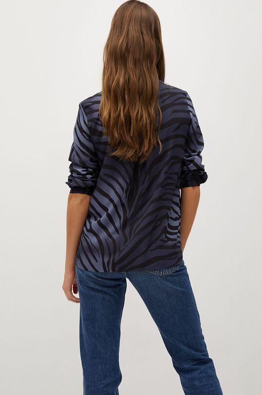 Mango - Košile BASIC  40% Polyester, 60% Recyklovaný polyester